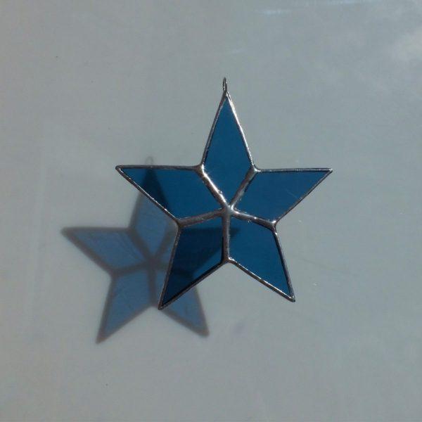 5er Stern petrol