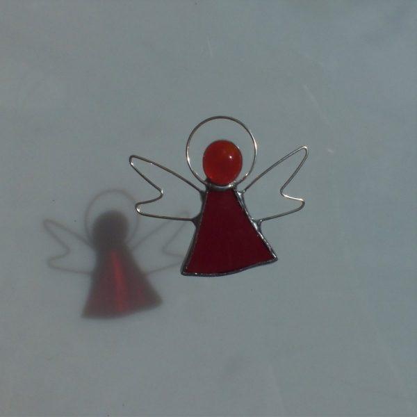 Mini-Engerl rot