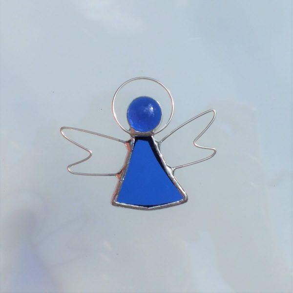 Mini-Engerl blau